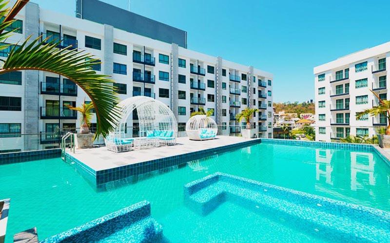 Arcadia Beach Resort - 1 Bed 1 Bath Condo for Sale