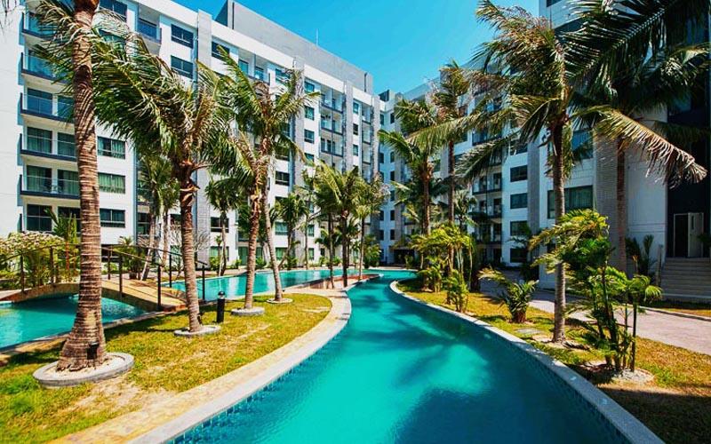 Arcadia Beach Resort - 2 Bed 2 Bath Condo for Sale