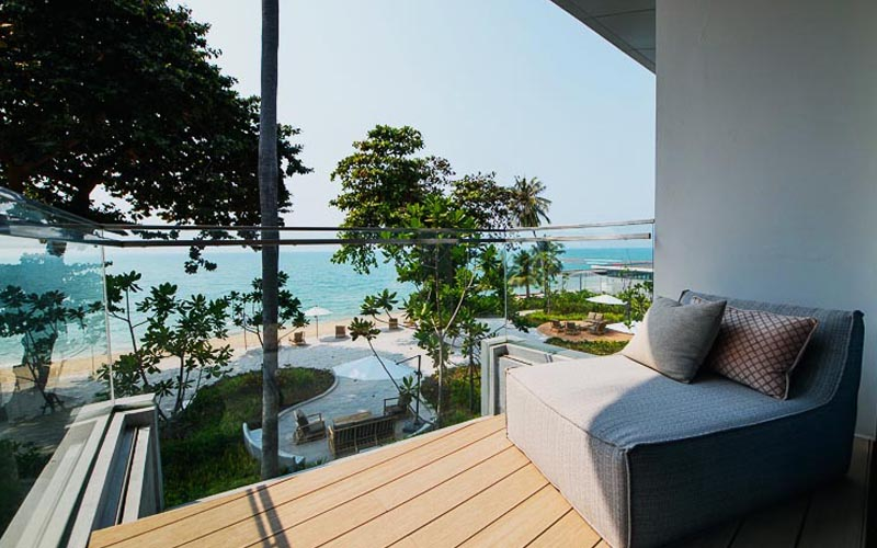 Arom Wongamat - 2 Bed 2 Bath Condo for Sale